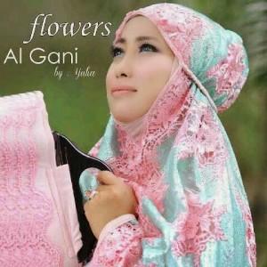 Mukena untuk seserahan pernikahan | mukena Al Gani