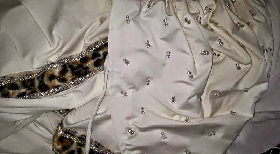 Mukena Al Gani Leopard
