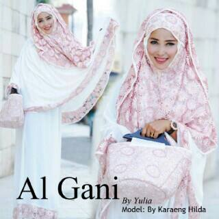 Mukena Paling Bagus | Mukena Al Gani