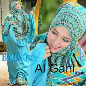 tempat beli mukena Algani | Mukena Al Gani