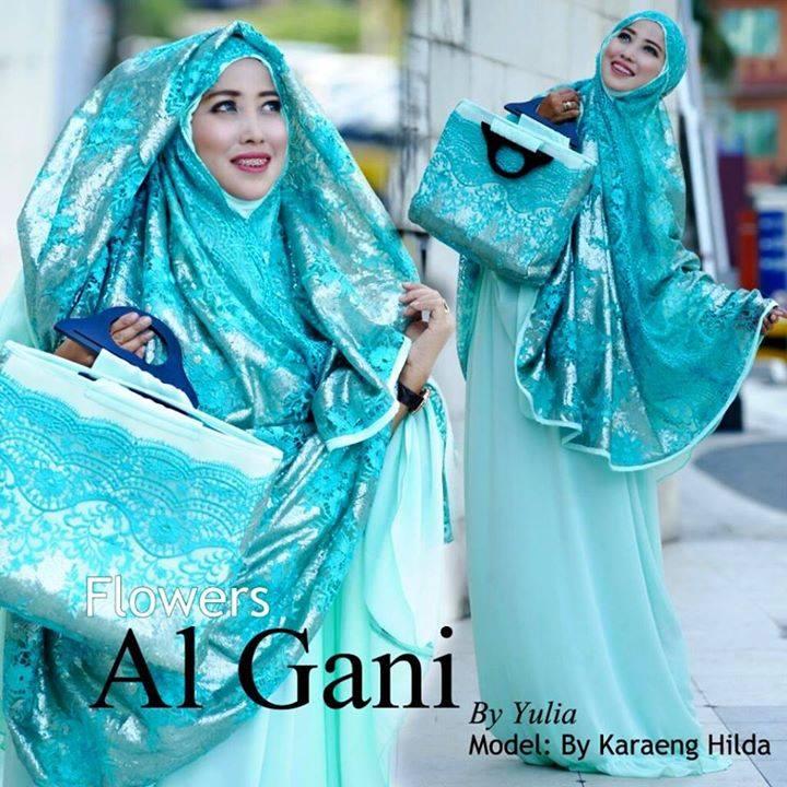 Mukena bagus dan murah | mukena Al Gani