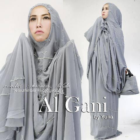 Mukena Al Gani Madina