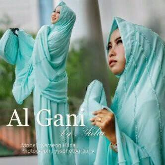 jual Mukena Bagus murah | mukena Al Gani