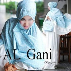 mukena untuk mas kawin | Mukena Al Gani