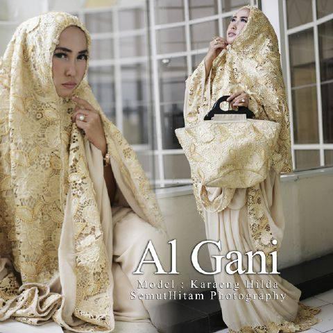 Bahan dan Harga Mukena | Mukena Al Gani