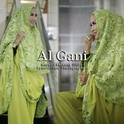Mukena Al Gani dan Harga | Mukena Al Gani