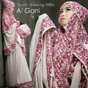 Mukena bagus harga murah | Mukena Al Gani