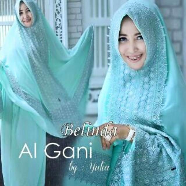 Mukena mewah murah | Mukena Al Gani