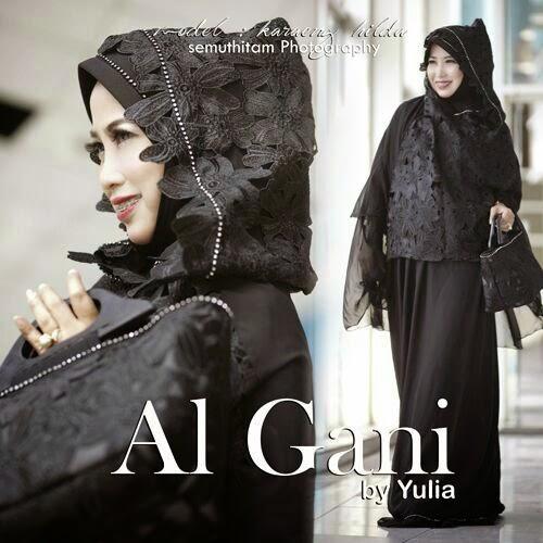 Mukena mewah dan murah | Mukena Al Gani