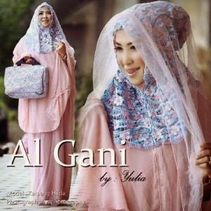 Mukena hantaran | Mukena Al Gani