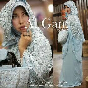 Mukena sebagai mahar | Mukena Al Gani